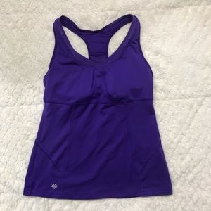 Athleta Size 34B Activewear Top